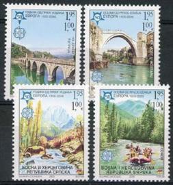 Bosnie Herz. Serv. Rep., michel 339/42, xx