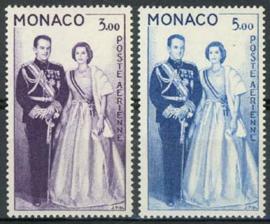 Monaco, michel 655/56, xx