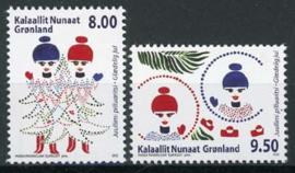 Groenland, michel 625/26, xx