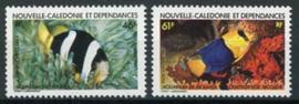 N.Caledonie, michel 733/34, xx