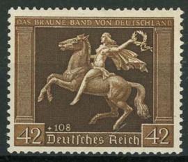 Duitse Rijk, michel 671, xx