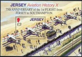 Jersey, michel blok 75, xx
