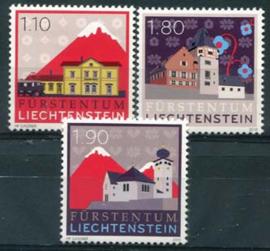 Liechtenstein, michel 1571/73, xx