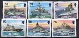 Jersey, michel 1358/63, xx