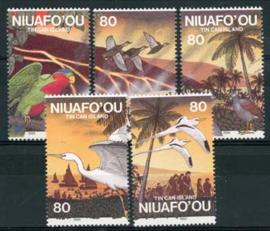 Niuafo'ou, michel 269/73, xx