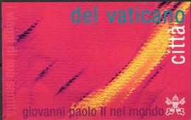 Vaticaan, michel MH 10 , o