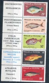 Wallis & F., michel 376/80, xx