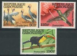 Gabon, michel 924/25, xx