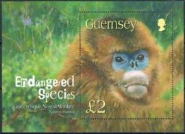 Guernsey, michel blok 36, xx