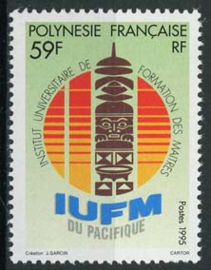 Polynesie, michel 675, xx