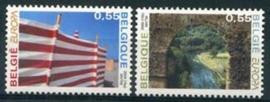 Belgie, obp 3291/92, xx