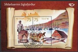 IJsland, michel blok 49, o