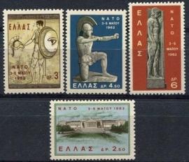 Griekenland, michel 792/95, xx