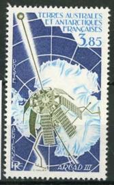 Antarctica Fr., michel 164, xx