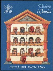 Vatikaan, michel blok 17, xx