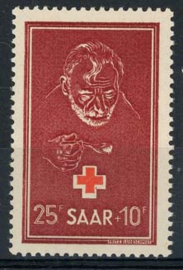 Saar, michel 292, x