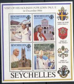 Seychelles, michel blok 30, xx