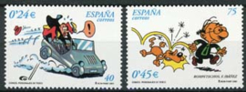 Spanje, michel 3674/75, xx
