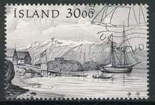 IJsland, michel 672, o