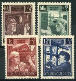 Oostenrijk, michel 960/63, xx