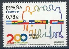 Spanje, michel 4549, xx
