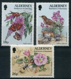 Alderney, michel 100/02 A, xx