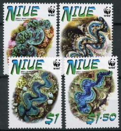 Niue , michel 973/76, xx