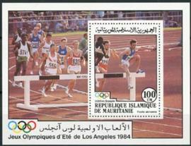 Mauretanie, michel blok 58, xx