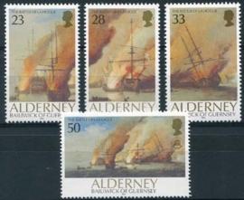 Alderney, michel 55/58, xx
