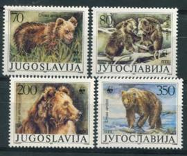 Joegoslavie, michel 2260/63, xx