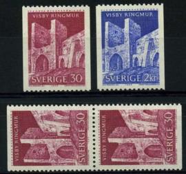 Zweden, michel 531/32,xx