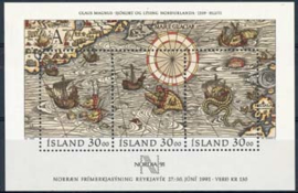 IJsland, michel blok 10, xx