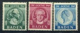 Baden, michel 47/49, x