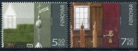 Faroer, michel 584/85, xx