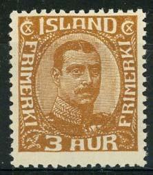 IJsland, michel 83, xx