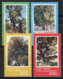 Turks Cyprus, michel 355/58, xx