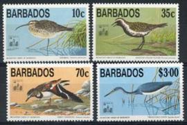 Barbados, michel 845/48, xx
