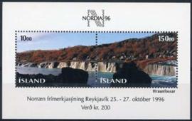 IJsland, michel blok 18, xx