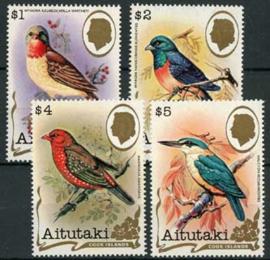 Aitutaki, michel 402/05, xx