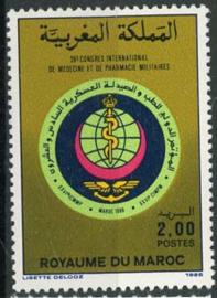 Marokko, michel 1087, xx