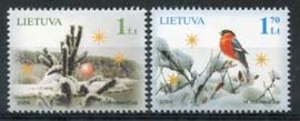 Litouwen, michel 861/62, xx