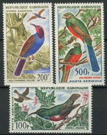 Gabon, michel 187/89, xx