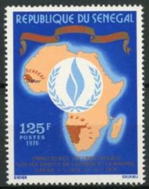 Senegal, michel 579, xx
