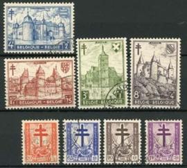Belgie, obp 868/75, o