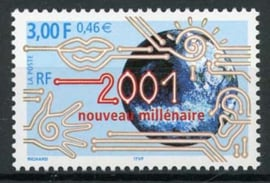 Frankrijk, michel 3497, xx