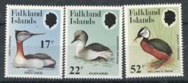 Falkland, michel 412/14, xx