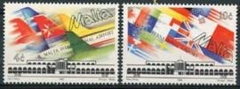 Malta , michel 883/84, xx