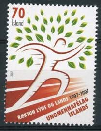 IJsland, michel 1161, xx