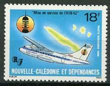 N.Caledonie, michel 788, xx