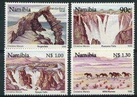 Namibie, michel 804/07, xx